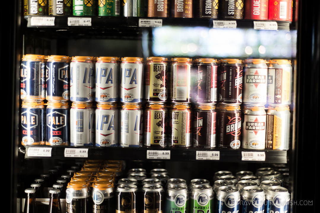 Fun things to do in Birmingham - Hop City Liquor Store