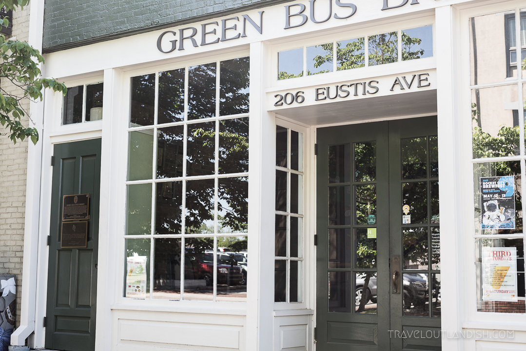 Best Beer in Huntsville - Green Bus Brewing