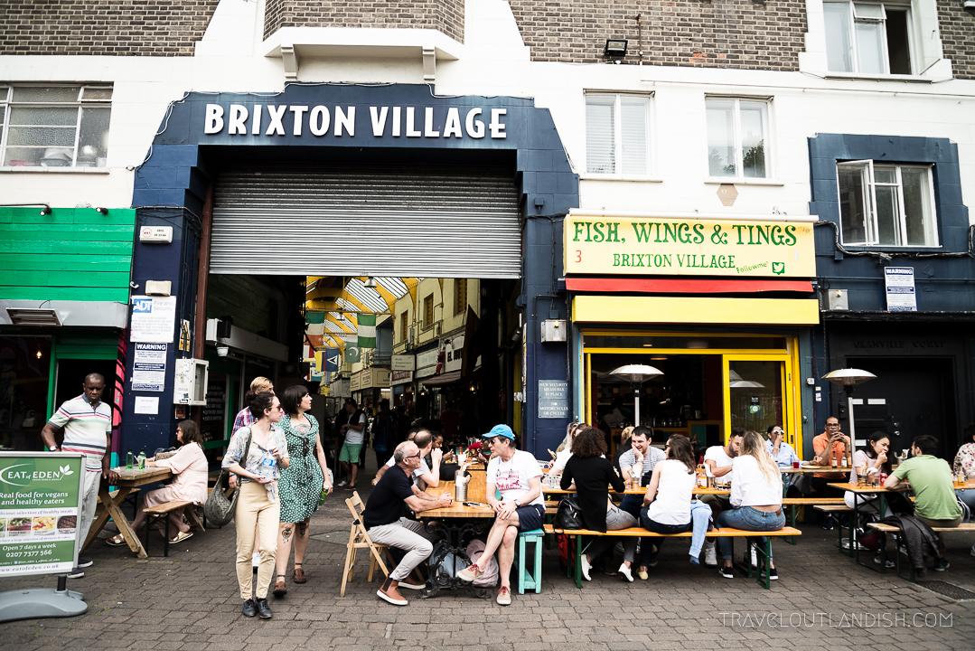 Best London Markets - Brixton Village