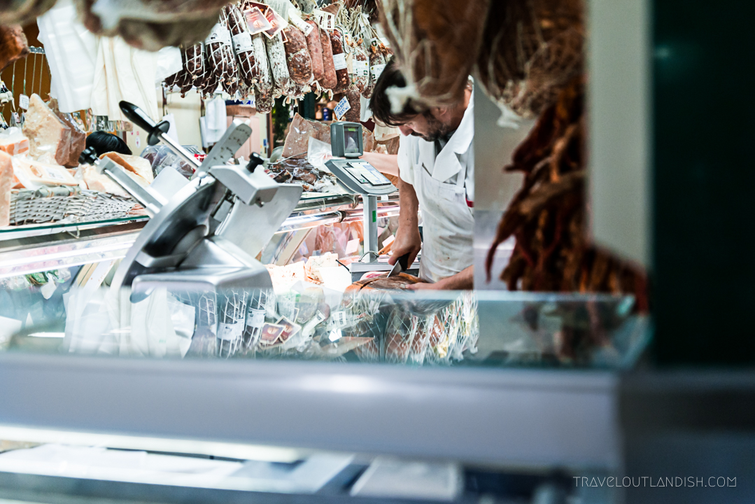 Secret Florence - Butcher Shop in Florence