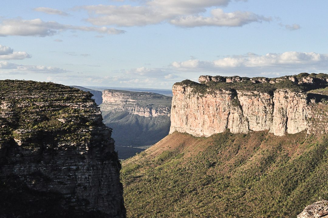 Fumaça Trek in Chapada Diamantina National Park