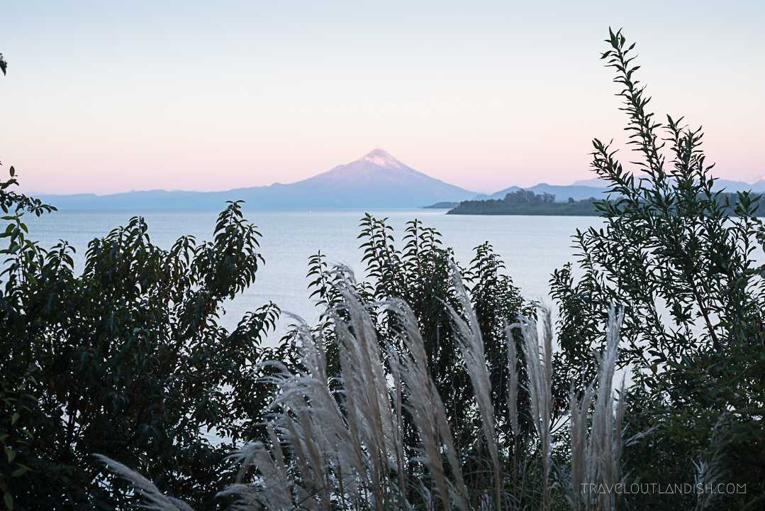 Fun Things to do in Chile - View from Puerto Varas