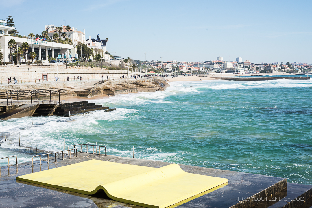 Things to do in Cascais - The Beach