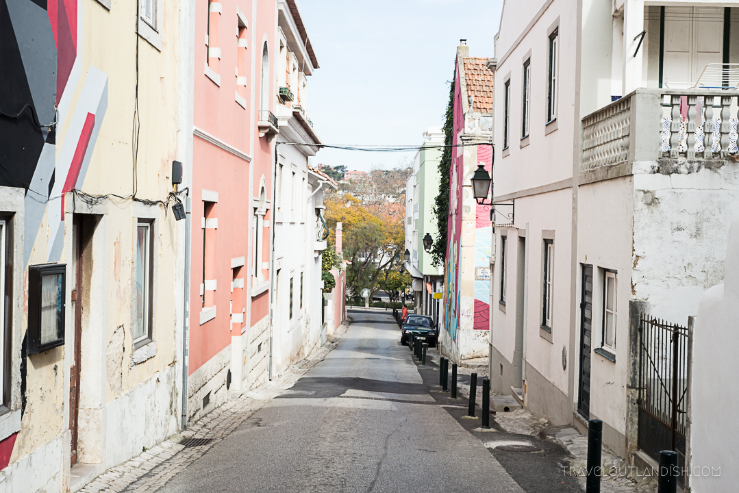 Things to do in Cascais - Streets