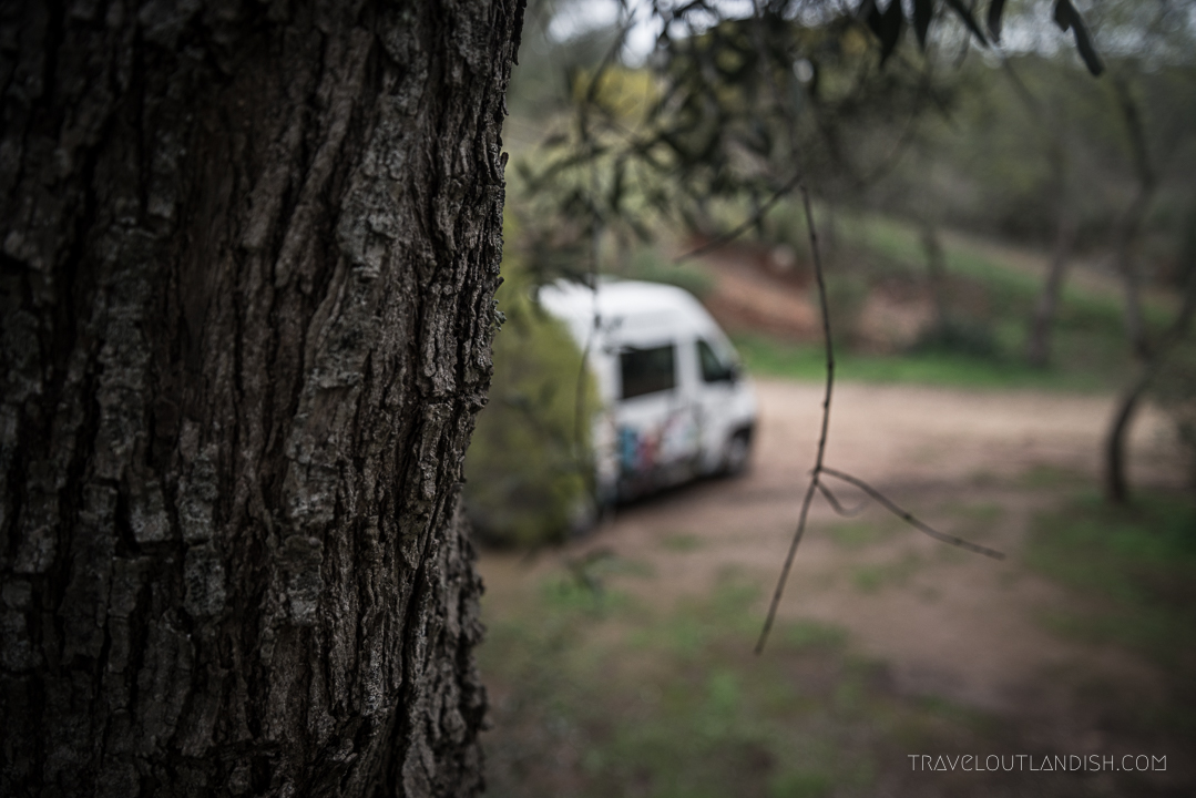 Portugal Campervan Hire - Campervan