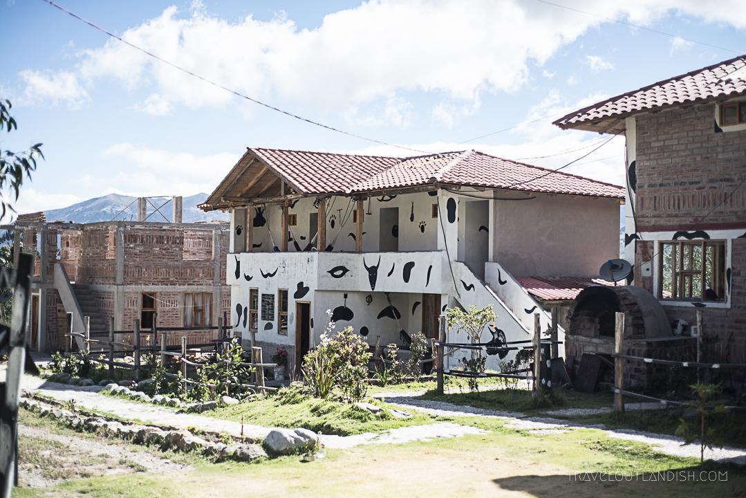 Hostels in Chugchilan - Hostal El Vaquero