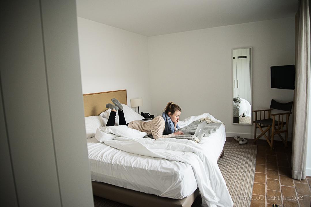 Ecorkhotel - Cork Hotel in Evora Bedroom