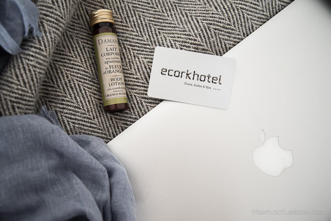 Ecorkhotel - Cork Hotel in Evora Bed