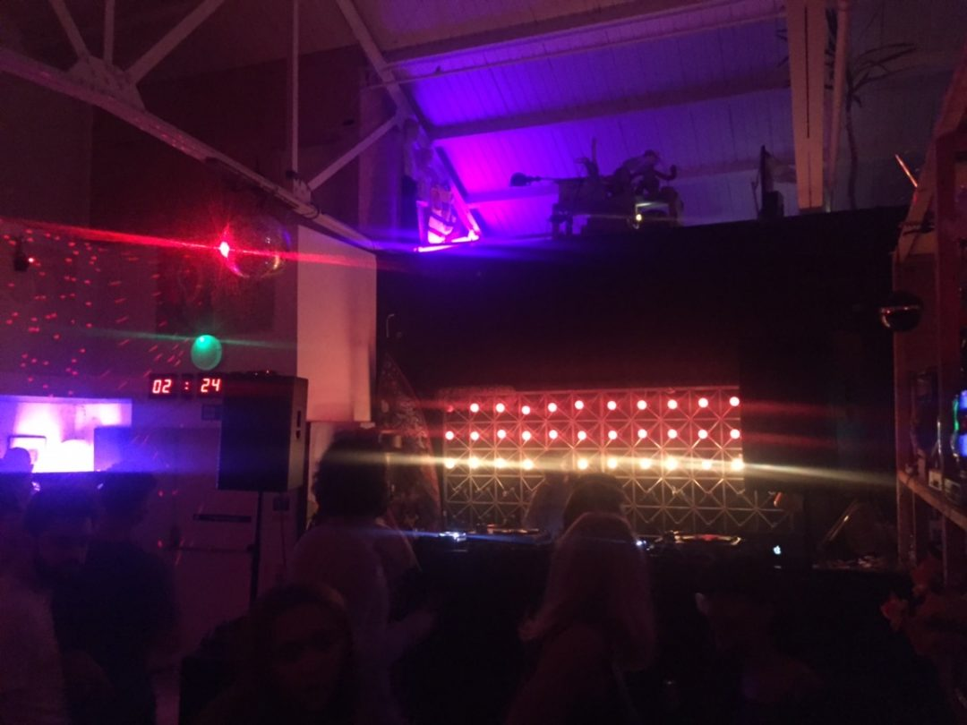 Unique Things to do in London - Warehouse Party