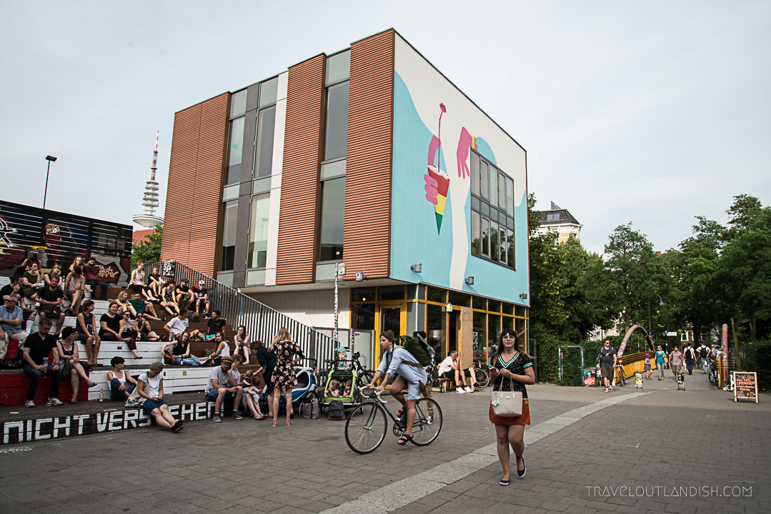 Cool Things to Do in Hamburg - Street Scene