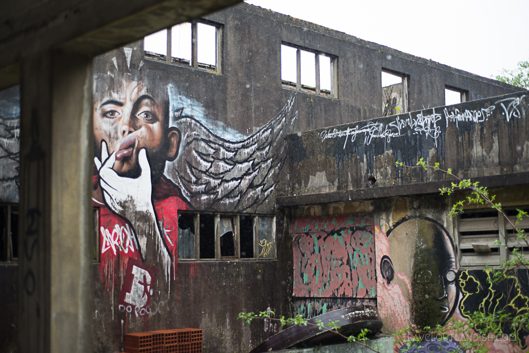 Exploring the street art scene is one of the best alternative things to do in Porto