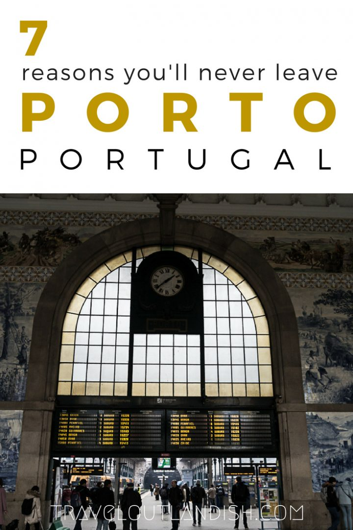 Planning a trip and looking for fun things to do in Porto? Here are the train stations, gin bars, and street art spots that make Porto awesome.