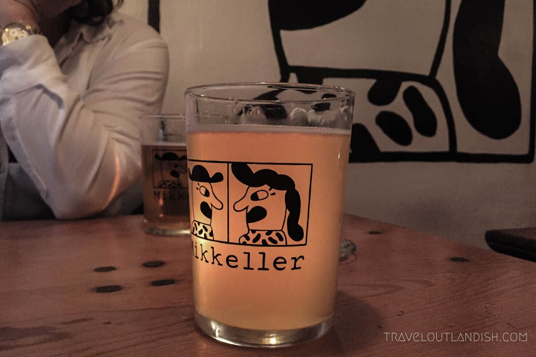 Fun Things to do in Copenhagen- Mikkeller Bar