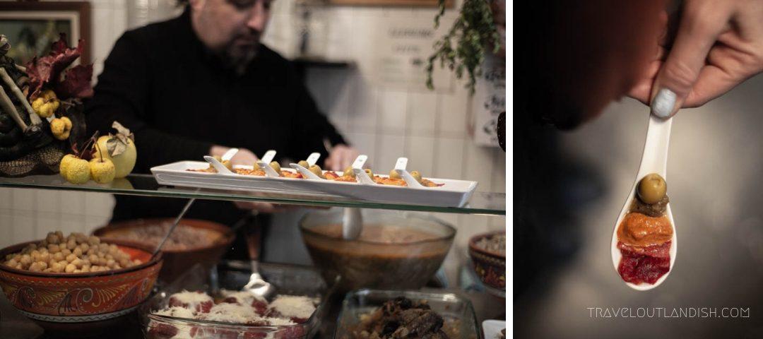 Street Food Barcelona - La Botigueta del Bon Menjar