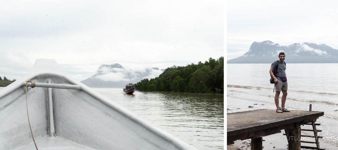 Bako National Park - Boat Jetty