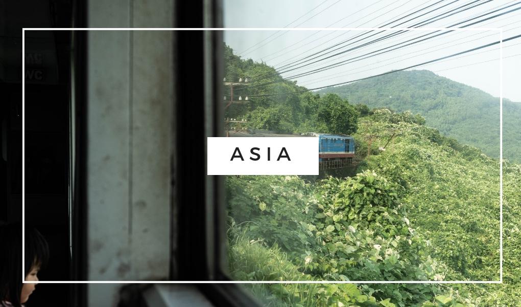 Travel Destinations - Asia