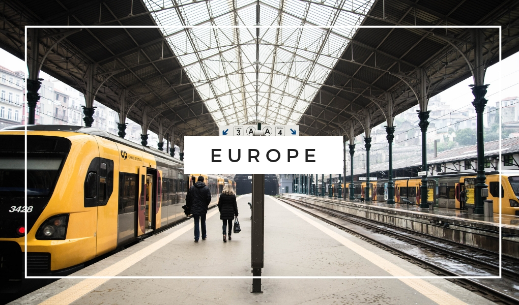Travel Destinations - Europe