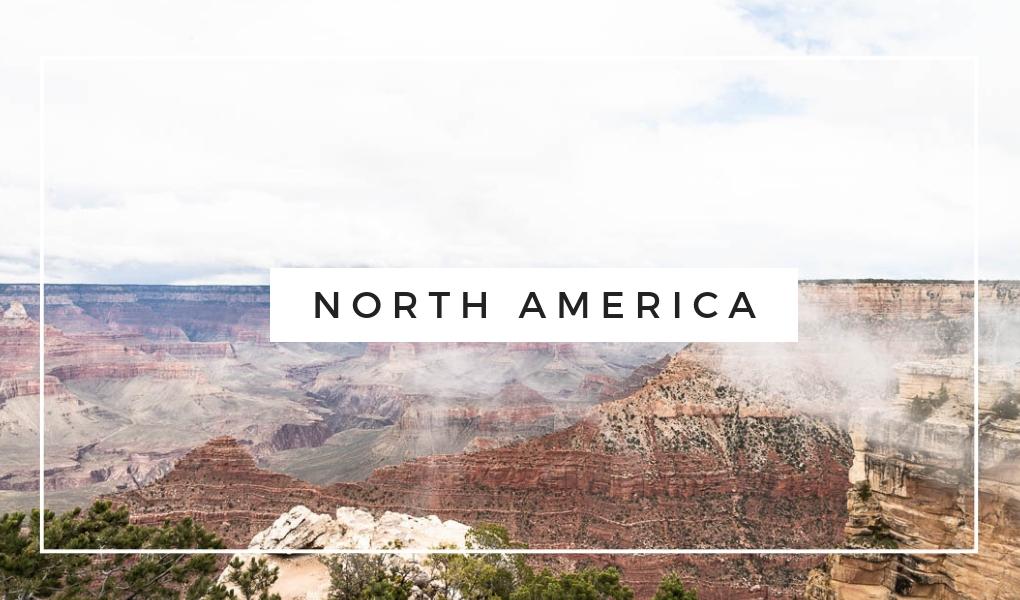 Travel Destinations - North America