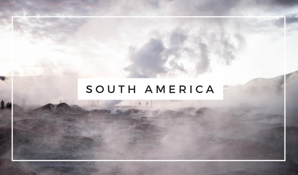 Travel Destinations - South America