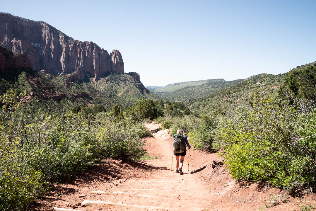 A Guide to Backpacking the Zion Traverse