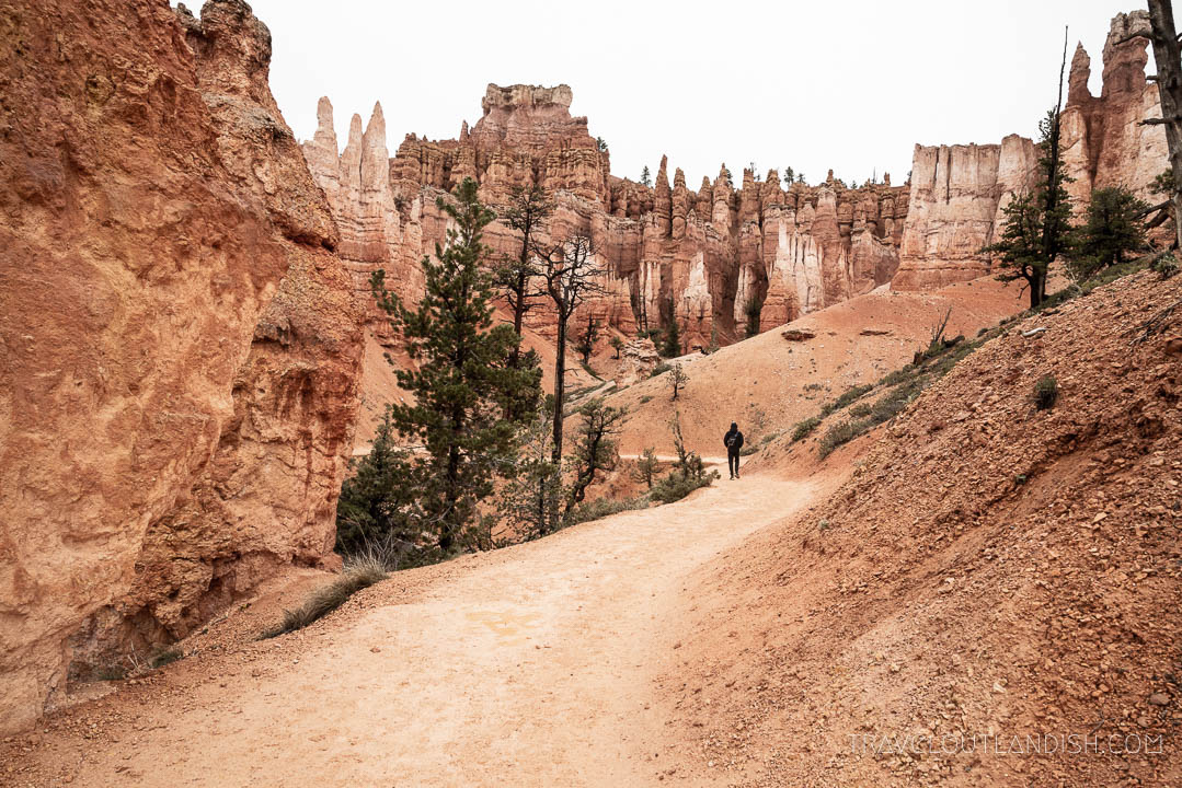Bryce Canyon Hiking: The Queen's Garden Trail