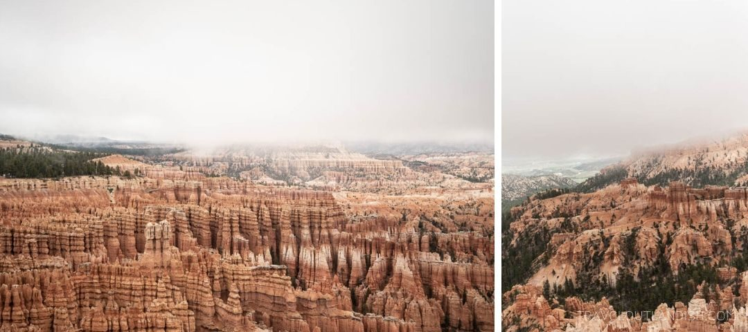Backpacking Trails in Bryce Canyon
