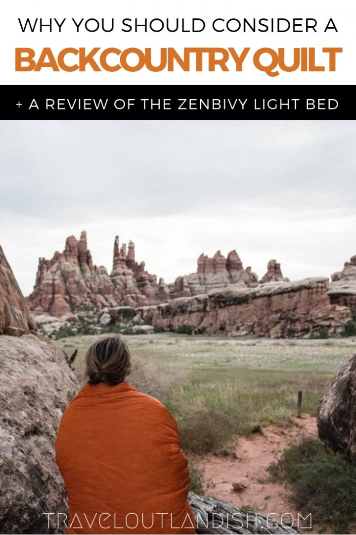 Who says sleeping in the backcountry has to be uncomfortable? Zenbivy Light Bed is a backcountry sleep system designed to make sleeping outside a whole lot more comfortable. Find our more about how backcountry quilts aren't your standard sleeping bag, and read my review of the Zenbivy Light Bed's weight, warmth, and overall function on our backpacking trip through Utah.