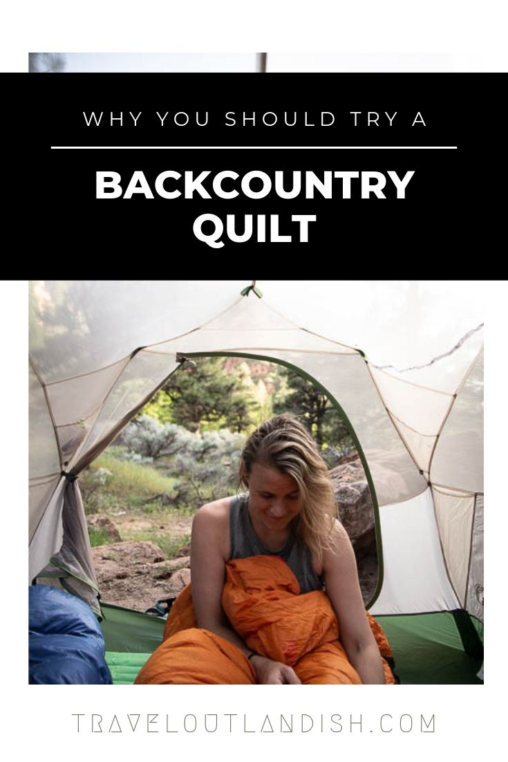 ho says sleeping in the backcountry has to be uncomfortable? Zenbivy Light Bed is a backcountry sleep system designed to make sleeping outside a whole lot more comfortable. Find our more about how backcountry quilts aren't your standard sleeping bag, and read my review of the Zenbivy Light Bed's weight, warmth, and overall function on our backpacking trip through Utah.
