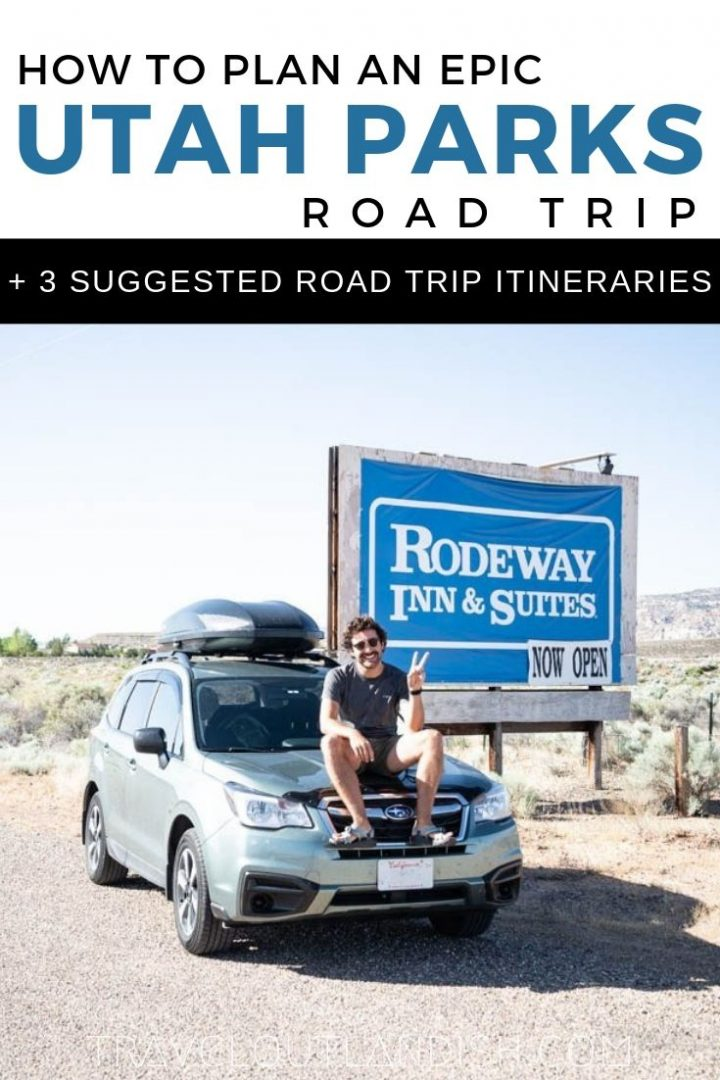 Zion National Park, Canyonlands National Park, & Arches National Park, oh my! Ready to take on the ultimate road trip through the American Southwest? Here's a guide to planning your Utah national parks road trip + what to see, suggested itineraries whether you have 5 days or two weeks, tips for planning your route, and more!