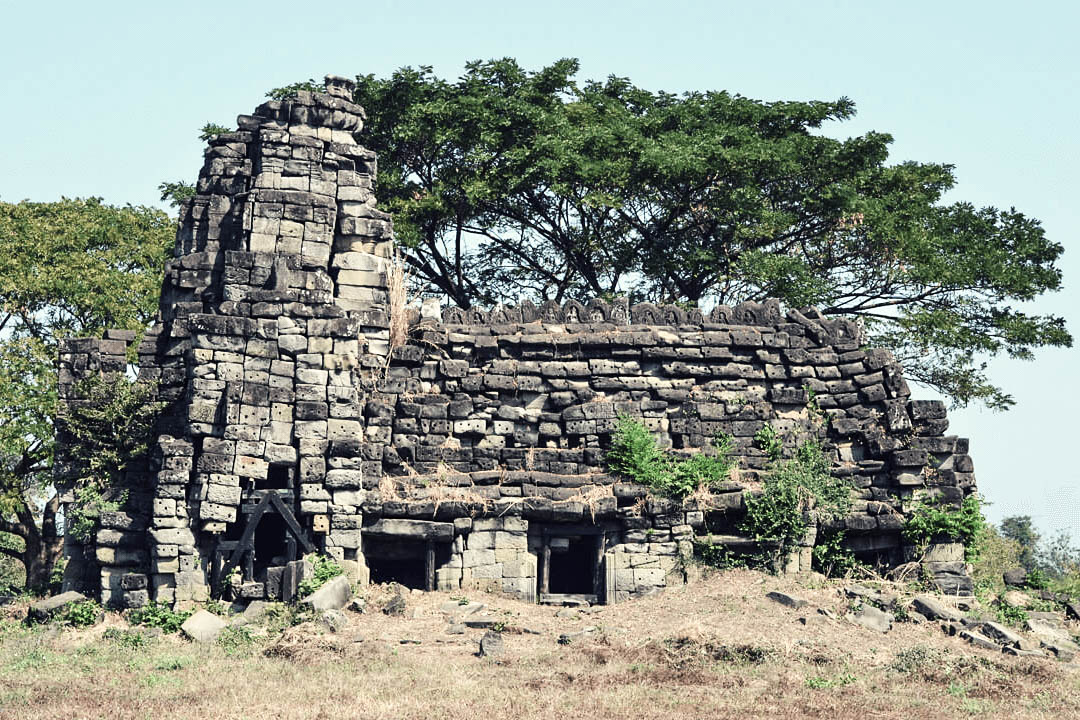Alternative to Angkor Wat - Banteay Chhmar