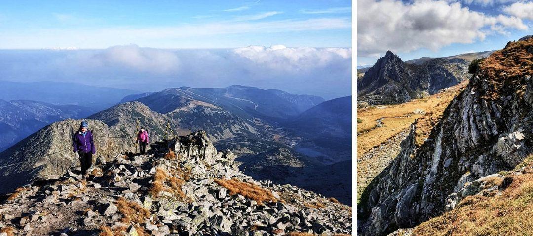 Rila Mountain Trail in Bulgaria