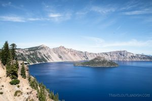 An Outlandish Guide to Crater Lake National Park