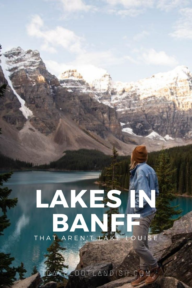 Lake Louise is the oft-Instagrammed darling of Banff National Park. But did you know there are plenty of other turquoise lakes with just a fraction of the crowds? Here's a guide to the best lakes in Banff & Yoho (beyond Lake Louise) like Moraine, O'Hara, and Peyto, plus info on what to do in the area and how to get there.