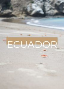 Travel Destinations - Ecuador