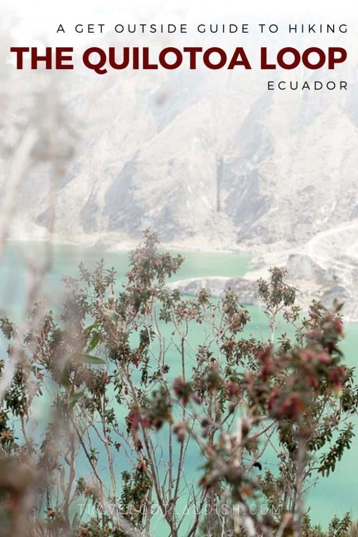 There's one way to Laguna Quilotoa that's far above the rest. Your guide to the Quilotoa Loop trek including where to stay + suggested Quilotoa Loop routes.