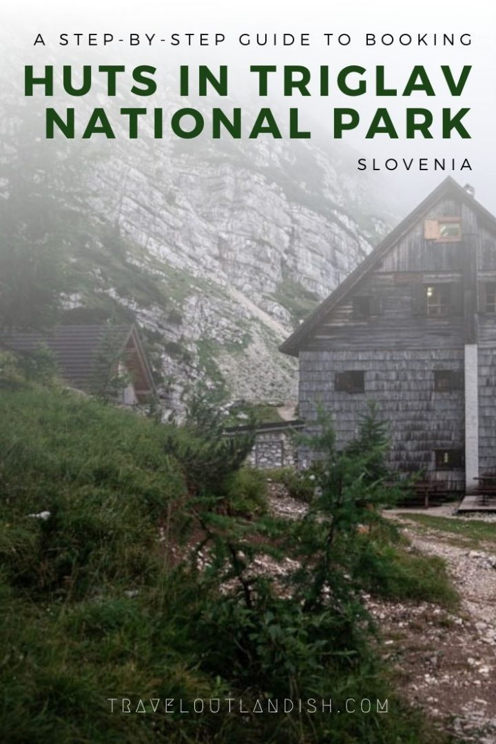 Are you planning your own Hut to Hut trip in Triglav National Park? If you don't speak Slovenian, the process is harder than you think! Here's everything you need to know for planning your hike in Slovenia.