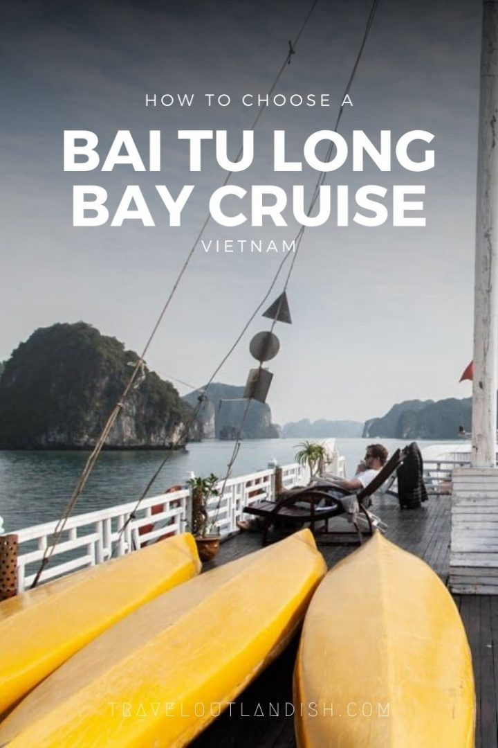 Looking for an alternative to Halong Bay that is less crowded and just as beautiful? Here's everything you need to know about picking a Bai Tu Long Bay Cruise from what to consider, which tour operators to book through, and what to expect when you're out there.