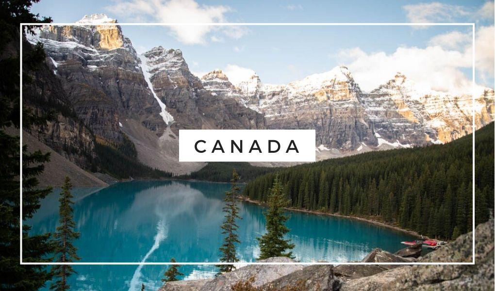 Destinations - Canada