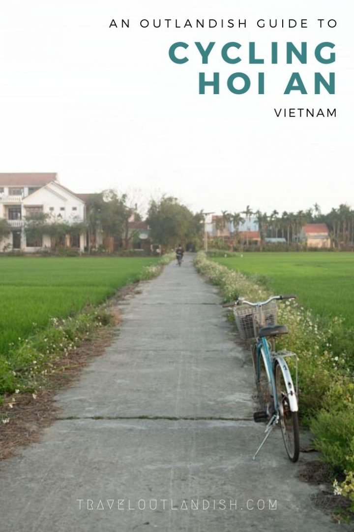 A guide to the coolest cycling trip in Hoi An! Includes best spots for bicycle rental in Hoi An, our cycling route to An Bang Beach, & recommended cycling tours if you'd rather make the trip with a local guide.