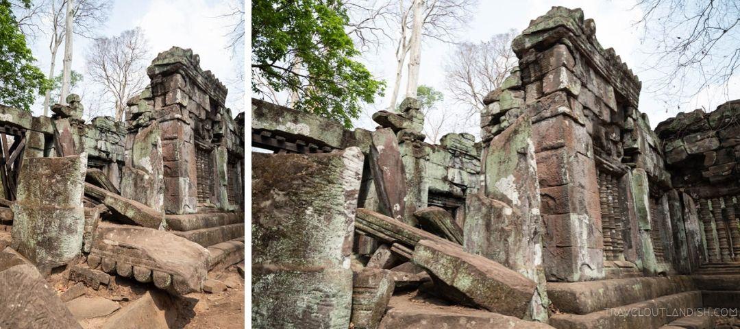 Exploring the Ruins of Koh Ker