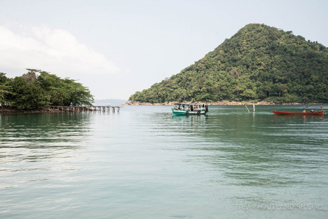 Boat Tours from Koh Rong Samloem