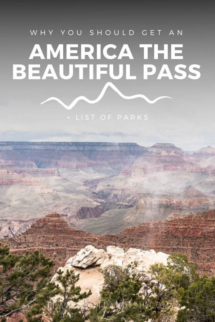 Hell yeah, it's almost summer again! Are you planning a road trip through the US National Parks? If you've got more than 3 National Parks on your radar, the America the Beautiful Pass is a totally worth it. Here's everything you should know about the US National Park pass including how much it costs, where to buy it, and a list of parks included.