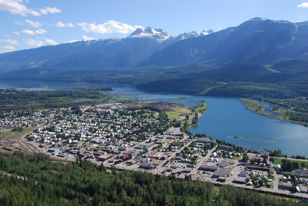 Photo of Revelstoke // Image by pleen from Pixabay