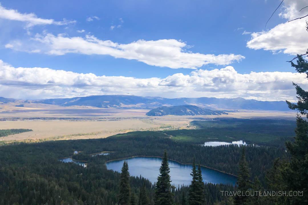 Hikes in Grand Teton - Surprise & Amphitheater Lakes